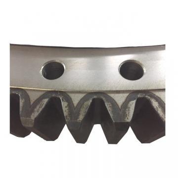KA047CP0 120.65*133.35*6.35mm Thin Section Ball Bearings , Harmonic Reducer Bearing