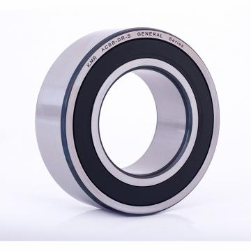 5208-2RS Angular Contact Ball Bearing 40x80x30.163mm
